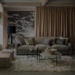 Oturma Odası Sonbahar Dekorasyonu